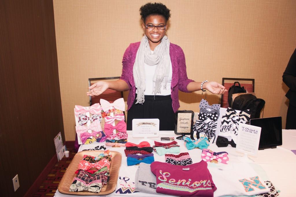 Jasmine Elliot - Bow Vendor